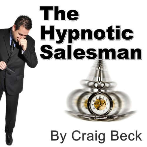 The Hypnotic Salesman audiobook cover art