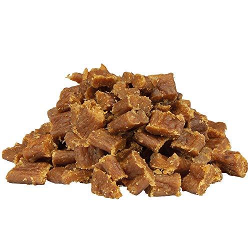 Schecker Knubbies 100% Pferd 5 x 200g - Singleprotein - Weiche Leckerli aus 100% Fleisch - fürs Hundetraining oder als Belohnung