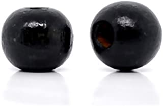 Best black wood beads Reviews