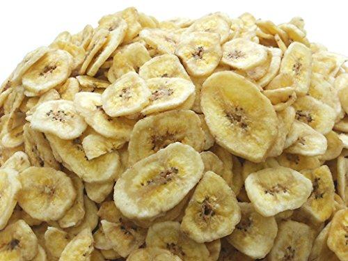 黒田屋 バナナチップス 1000g フィリピン産 チャック袋 (ココナッツオイル使用)