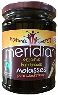 Meridian - Organic & Fairtrade Molasses - Pure Blackstrap - 350g