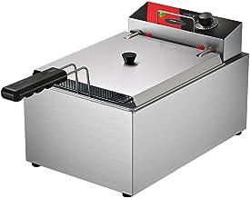Fritadeira Elétrica Óleo Aço Inox FRCE 5 L Metalcubas Elétrico - 220V
