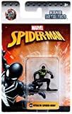 Marvel Stealth Suit Spider-Man (MV30) 1.5 Inch Diecast Nano Metal Figure by Jada
