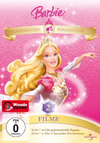 Barbie Pegasus/12 P Dvd S/T Exkl.Alpha