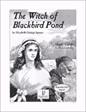 The Witch of Blackbird Pond Study Guide by Gilleland Rebecca (2000-08-01) Paperback