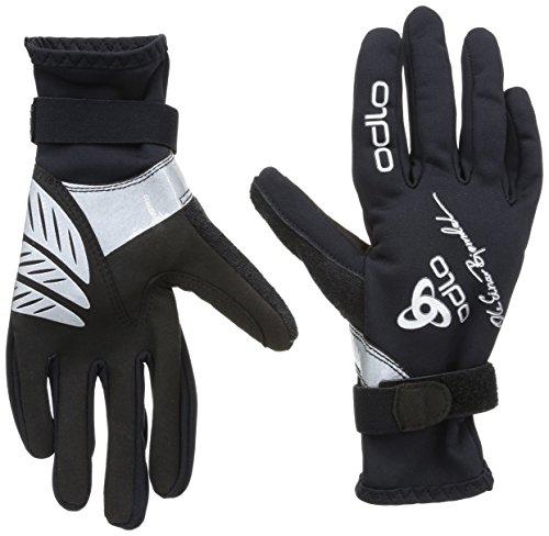 Odlo Handschuhe Oeb Light, black - black, M, 773100