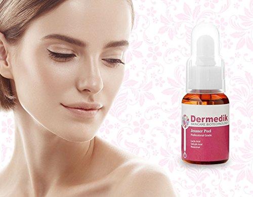Jessner 20% chemische Peel Acid Gesicht Körper Falten Akne Poren 30ml