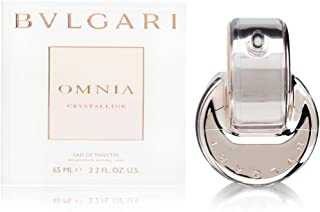 Bvlgari Omnia Crystalline for Women, 2.2 oz EDT Spray