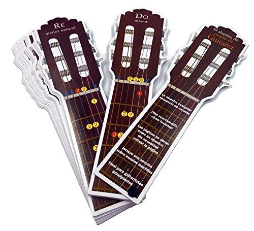 El Abanico De Escalas De Guitarra (El Abanico de Guitarra)