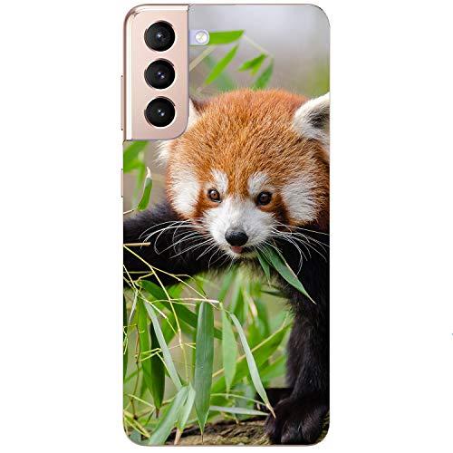 Funda blanda para teléfono móvil, diseño de mapache, animal, para Samsung Apple, Huawei Honor Nokia One Plus, Oppo ZTE Xiaomi Google, tamaño: Samsung S7 Edge