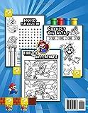 Immagine 1 super mario activity book for