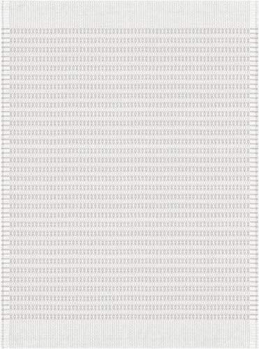 Plaid ekelund Decke kuscheldecke Eliza 090 130x175cm 100% Bio-Baumwolle gebürste