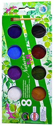 Jofrika Cosmetics 778799 - Aqua Palette/Set Nature for Fun Naturkosmetik, Schminke