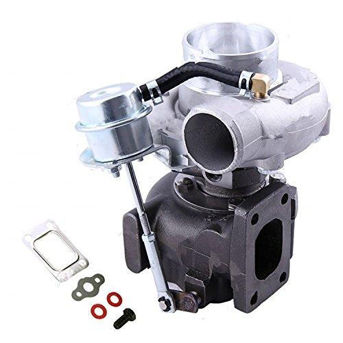 GOWE Turbocharger for T2 T25 T28 Turbo for Nissan 200SX 180SX S13 S14 SR20 CA18DET A/R .64 Turbo Turbocharger GT2871 GT2860 CA18DET Engine Compressor