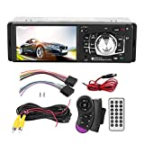 KIMISS MP5 Replacement Radio, Car Bluetooth Audio Amplifier Music HD Video MP5 Stereo Player Speaker