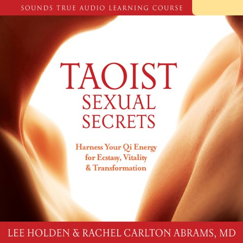 Taoist Sexual Secrets audiobook cover art