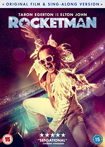 DVD1 - Rocketman (1 DVD)