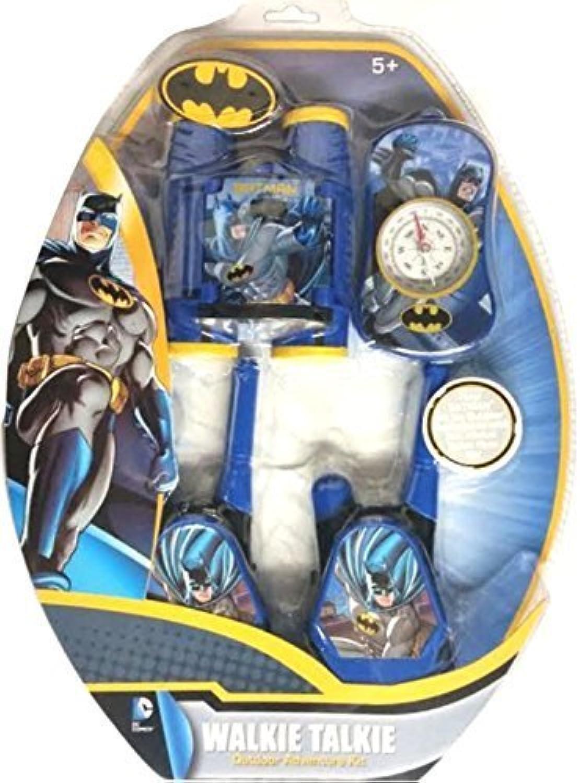 Batman Walkie Talkie Outdoor Adventure–4Piece Kit–DirectX 9.0C Sealed by Batmen