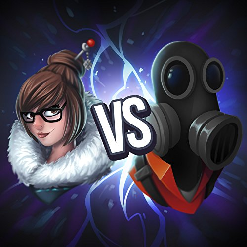 Pyro Vs Mei Rap Battle
