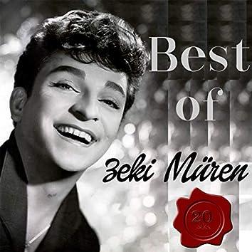 Best of Zeki Müren (20. Yıl Özel Albüm)