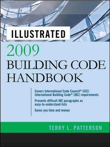 Illustrated 2009 Building Code Handbook (Illustrated Building Code Handbook)