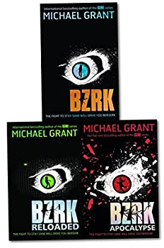 BZRK Series Collection by Michael Grant 0603572383 Book Cover