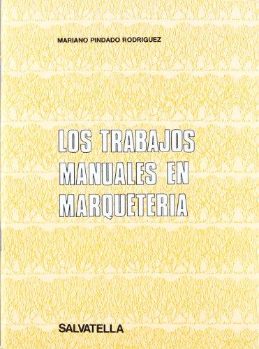 Trabajos manuales marqueteria