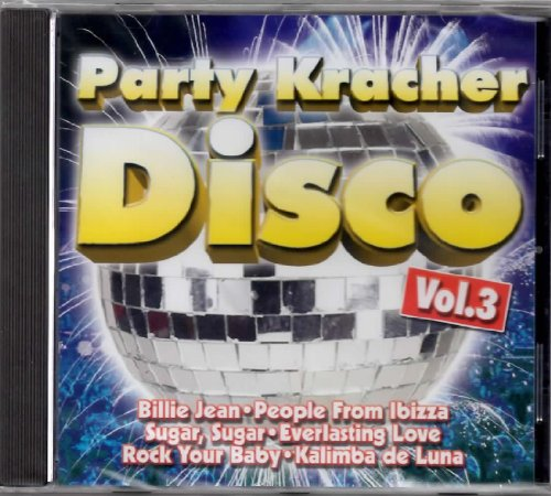 Party Kracher Disco Vol.3