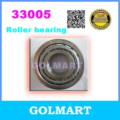 Ochoos Opening large release sale 2pc Taper Roller Bearing 33005 discount Auto China Wheel Tapered B