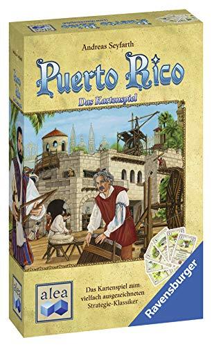 Alea-Nein Juego de Cartas Puerto Rico. (Ravensburger Spieleverlag 26975)