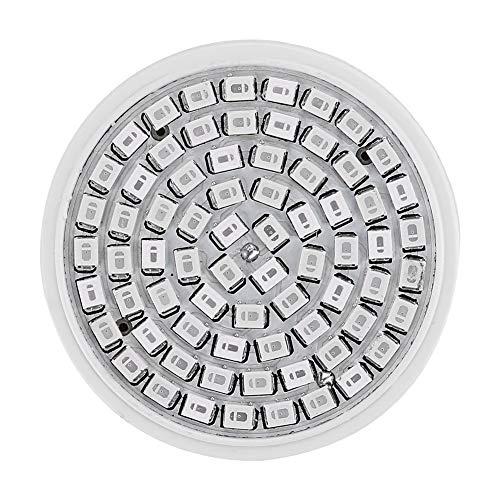Sugoyi L'usine menée élèvent la lumière, Spectre Complet E27 36W AC220V 72 LEDs SMD2835 LED élèvent l'ampoule hydroponique de Fleur d'usine légère