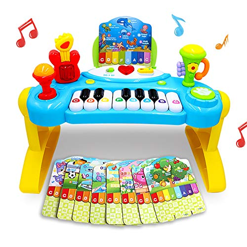 mochoog-toy-piano-for-toddlers-piano-for-kids-with-english-spanish-language-learning-music-modes-best-birthday-gifts-for-2-3-4-5-year-old-girls-boys-educational-keyboard-musical-instrumen