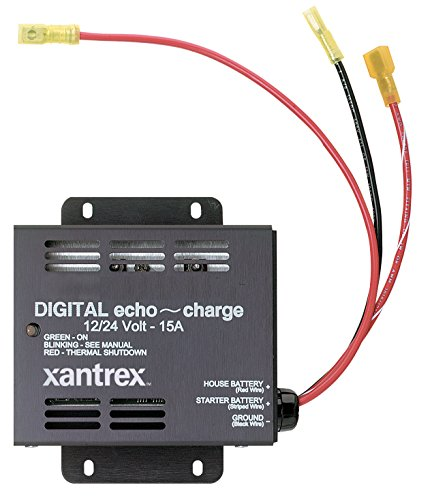 Xantrex Technology Inc, 82-0123-01 Digital Echo-Charge 15A