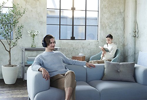 Sony MDR-RF895RK Home Wireless Kopfhörer, 100 m Reichweite
