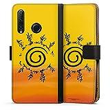 DeinDesign Étui Compatible avec Huawei Honor 20 Lite Étui Folio Étui magnétique Naruto Shippuden...