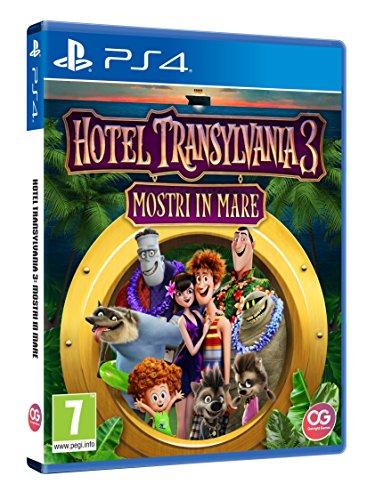Hotel Transylvania 3: Mostri in Mare - PlayStation 4