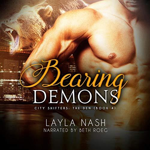 Page de couverture de Bearing Demons