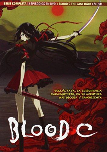 Blood C (Serie Completa) (3) [DVD]