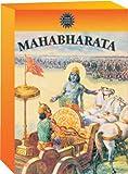 Mahabharata by Amar Chitra Katha- The Birth of Bhagavad Gita- 42 Comic Books in 3 Volumes (Indian Mythology for Children/regional/religious/stories)