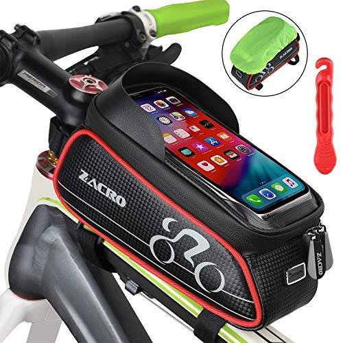 IPX8 IMPERMEABILE SUPPORTO Custodia Da Bici Bicicletta Moto Per