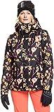 Roxy Torah Bright Jetty - Chaqueta Para Nieve Para Mujer Chaqueta Para Nieve, Mujer, true black magnolia, S