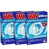 Wk - Détartrant Lave Linge - Boîte 250 g - Lot de 3