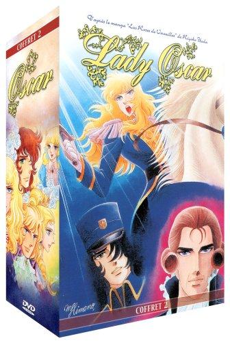 Lady Oscar - Coffret 4 DVD - Partie 2 - 20 épisodes VF [Import belge]