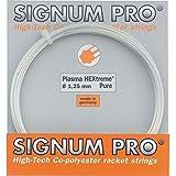 Signum - Corda da Tennis PRO Plasma Hextreme Pure - Set da 12M - 1.25Mm