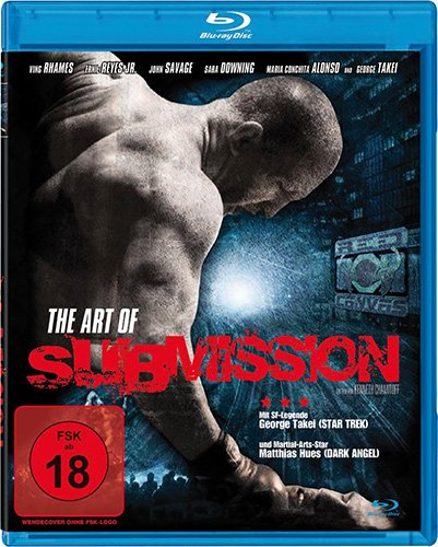 The Art of Submission [Blu-ray] [Alemania]