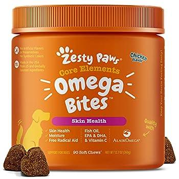 omega bites for dogs