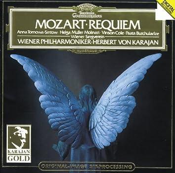 Mozart: Requiem (Karajan Gold Version)