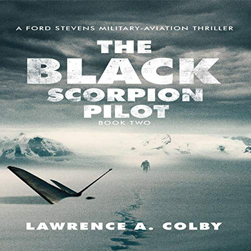 The Black Scorpion Pilot cover art