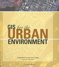 GIS for the Urban Environment