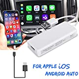 VIGORFLYRUN PARTS LTD Dongle USB Smart Car Link per Android Car Navigation per Apple iOS Module Smart Phone USB Dongle Adapter